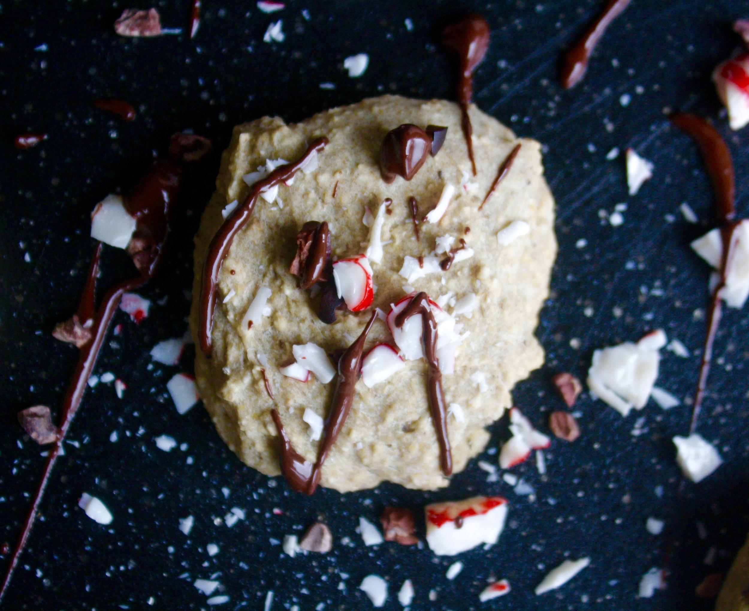 Vegan Peppermint Cookies