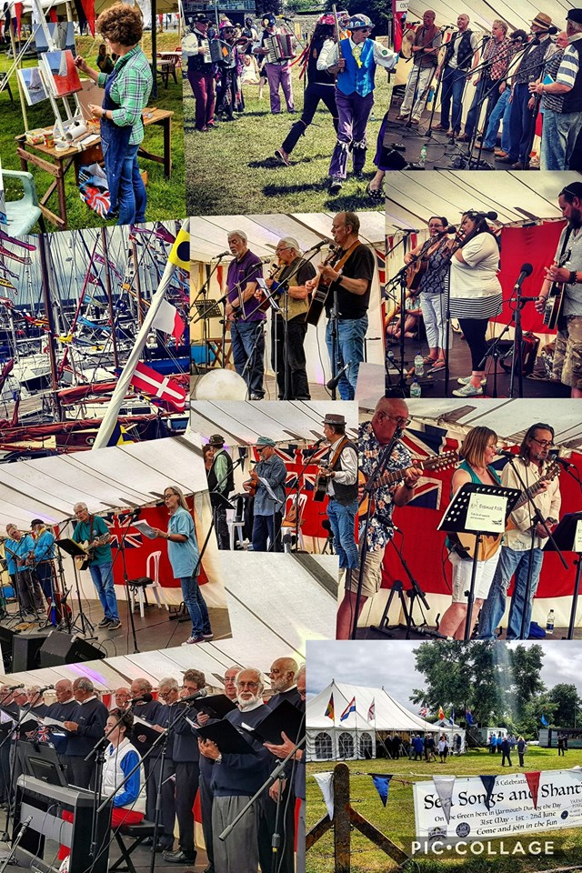 Yarmouth Sea Songs and Shanties Festival 2019