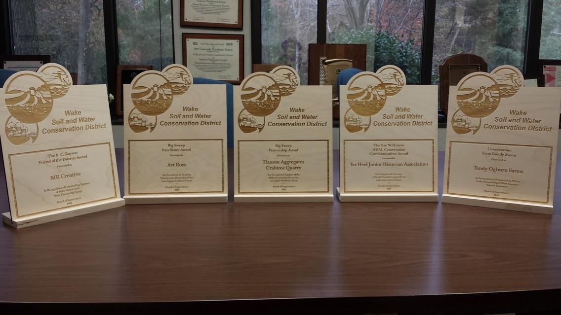 laser engraved baltic birch awards