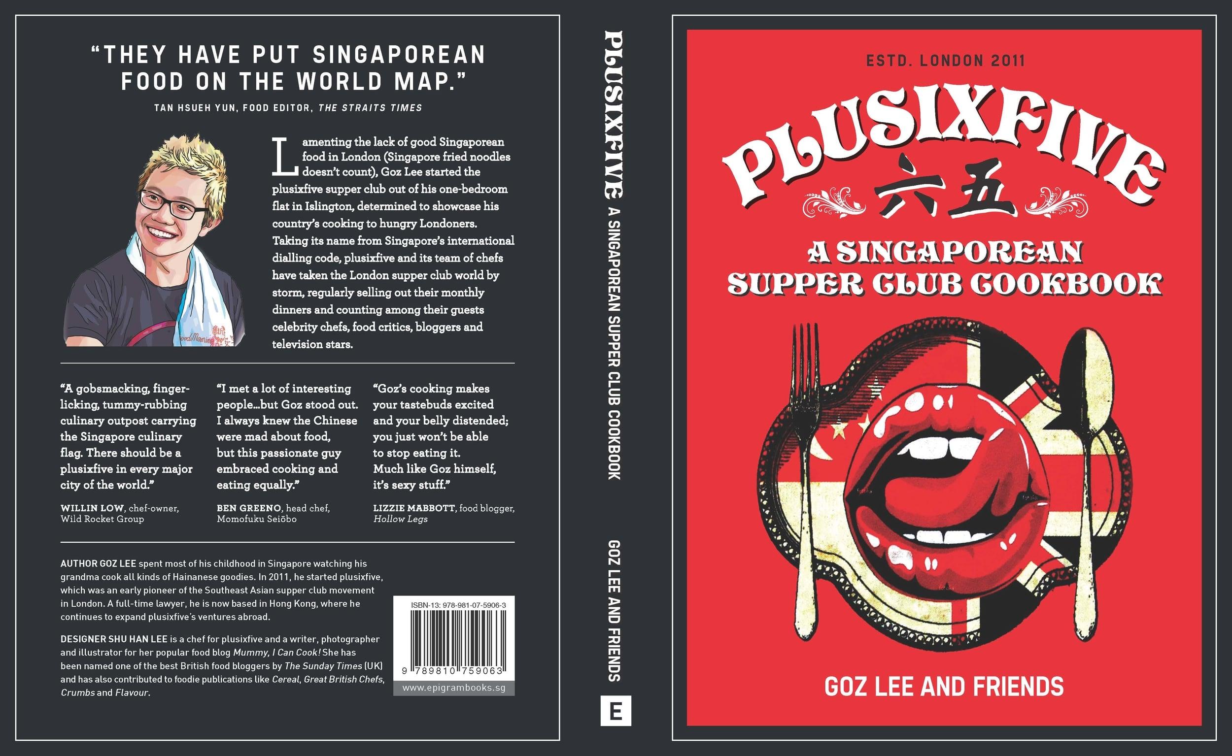 Plusixfive Cookbook