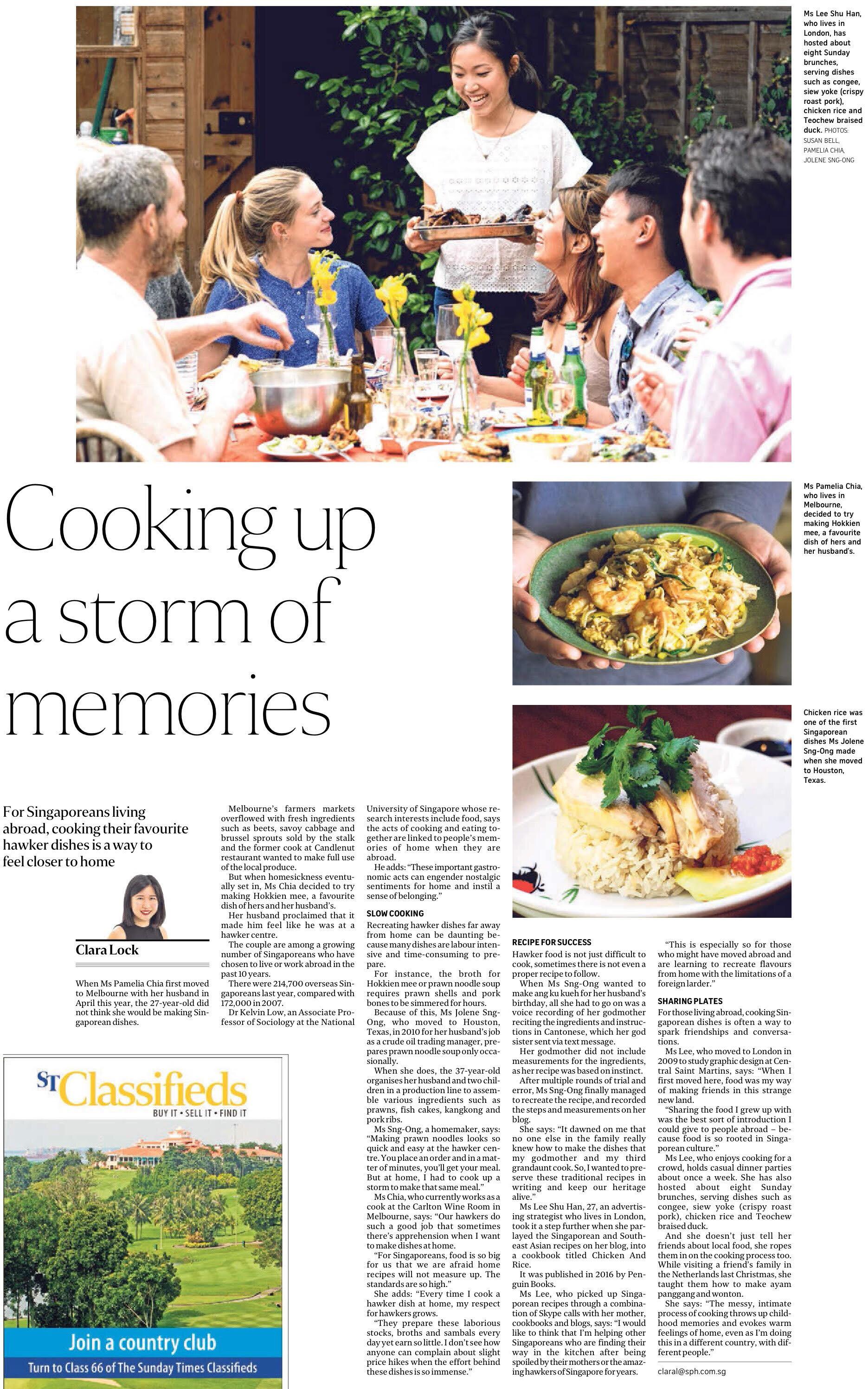 The Straits Times (Singapore), Sep 2018