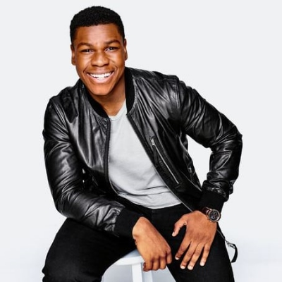 Glamour Q+A: John Boyega of Star Wars