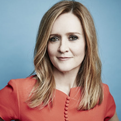 Glamour Samantha Bee Is Kicking Late Night in the Balls