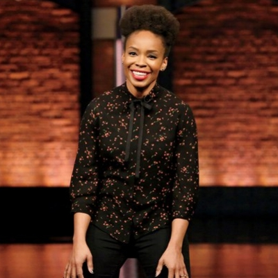 Glamour Amber Ruffin Talks Interracial Marriage in America