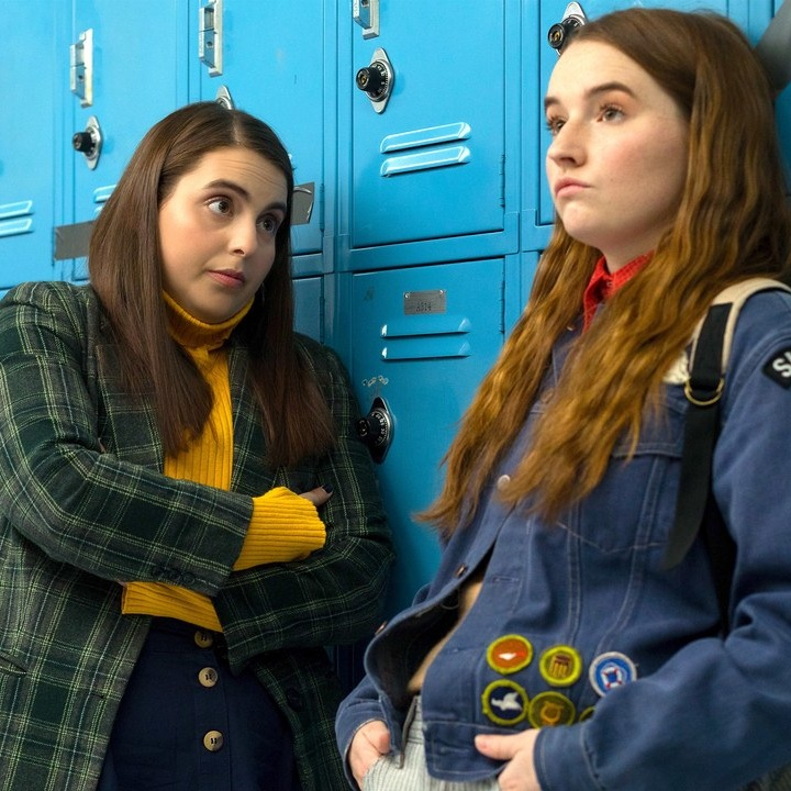 Glamour Booksmart Is the First Truly Evolved High School Movie