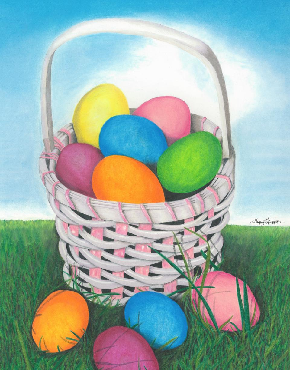 Copy of Easter Basket