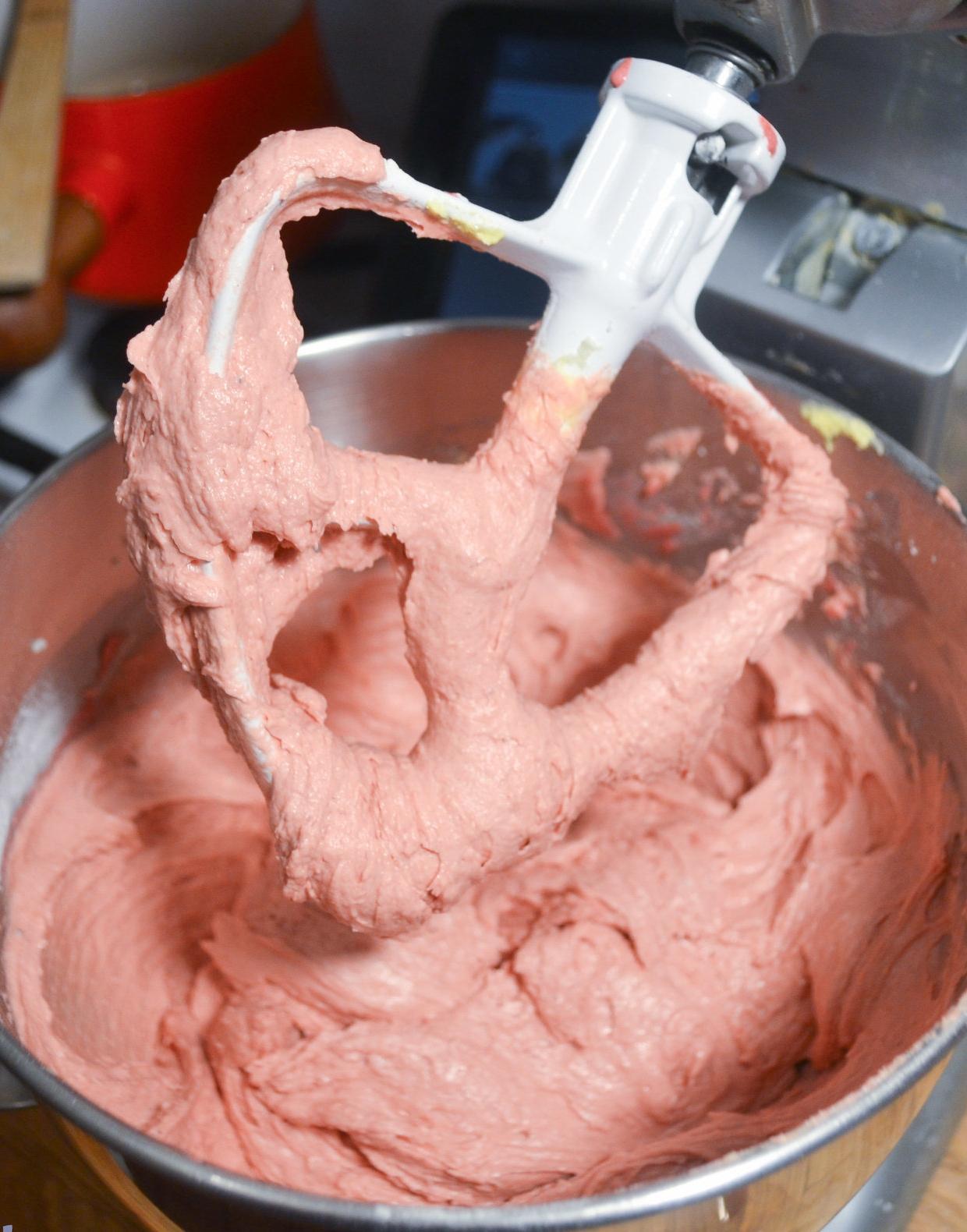 Cupid's Arrow Cake by Milkmoon Kitchen