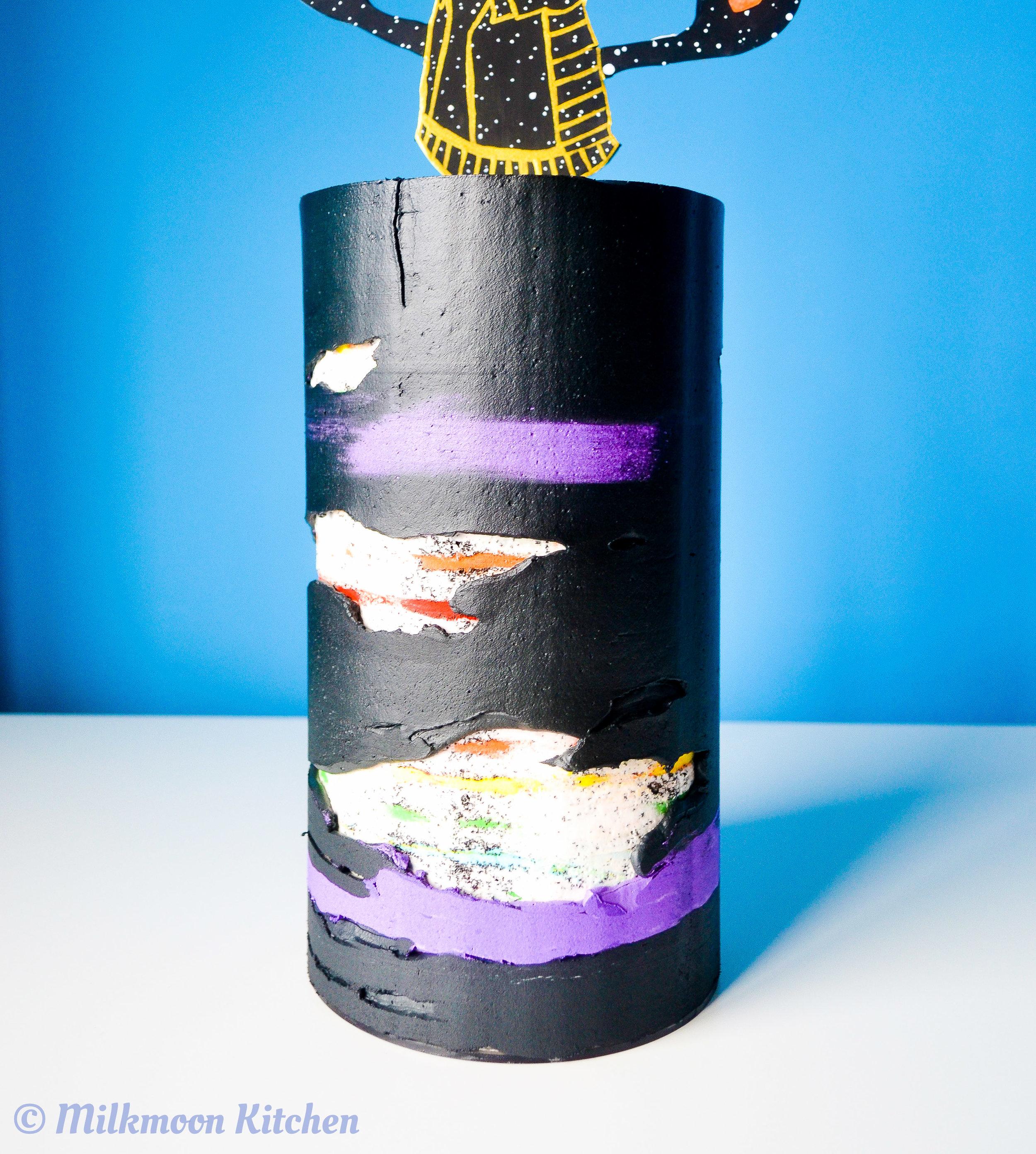 Infinity Cake by Milkmoon Kitchen