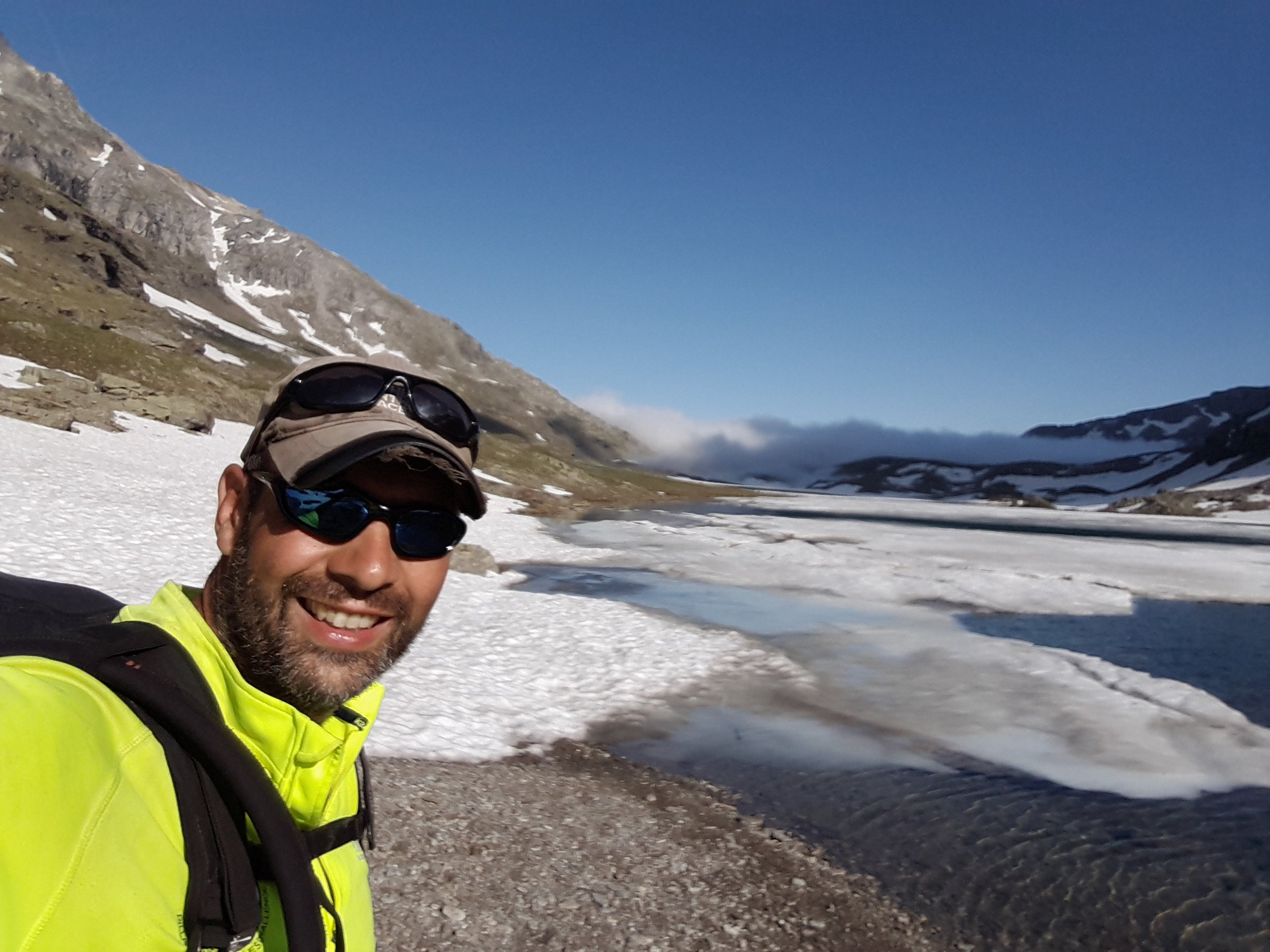James Dyer has recently returned from a 3 week cycling trip around Europe following Hannibal's route from Cartagena to Turin over the Alps!