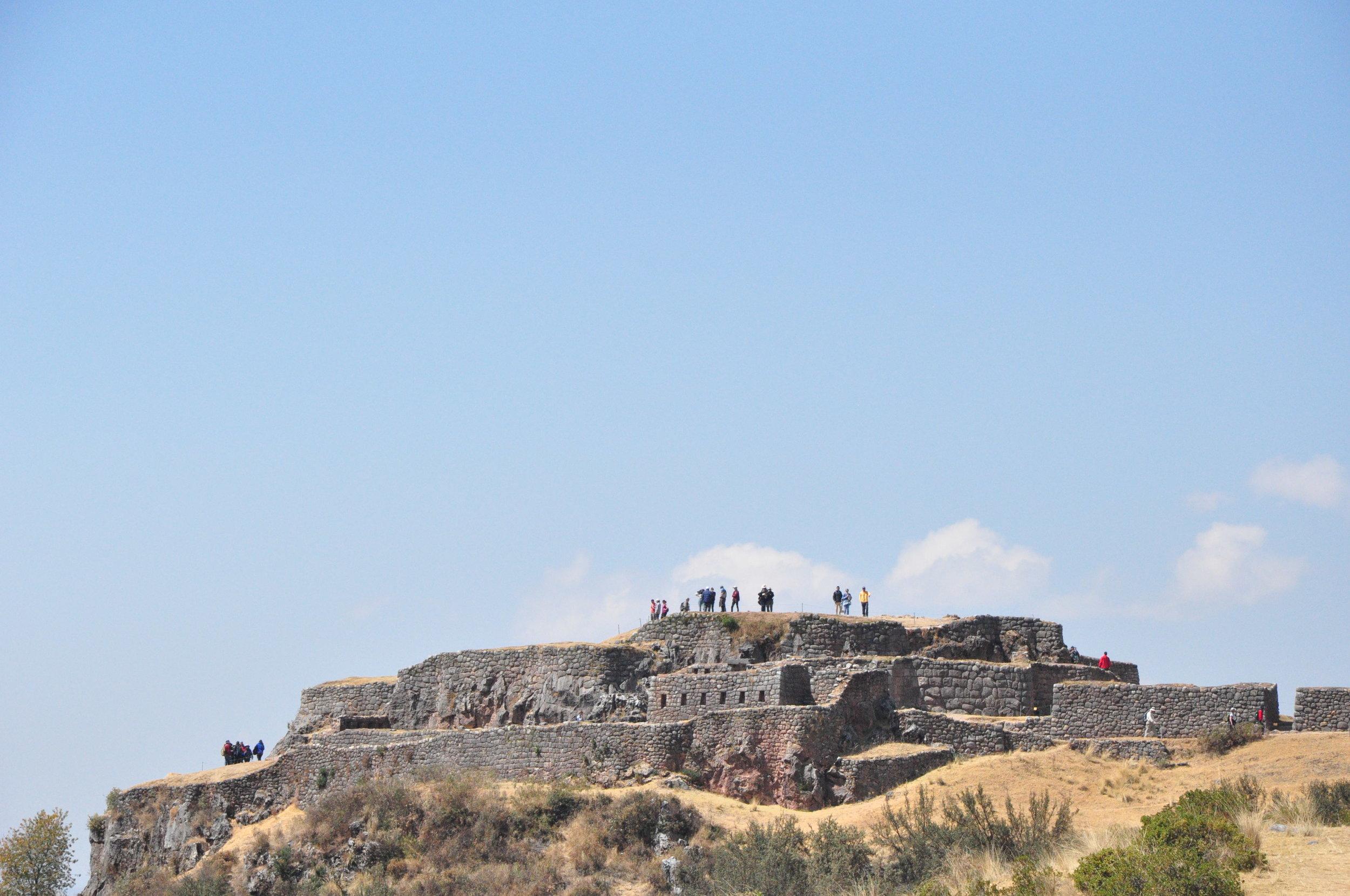 "Puka Pukara (""Red Fortress"")"