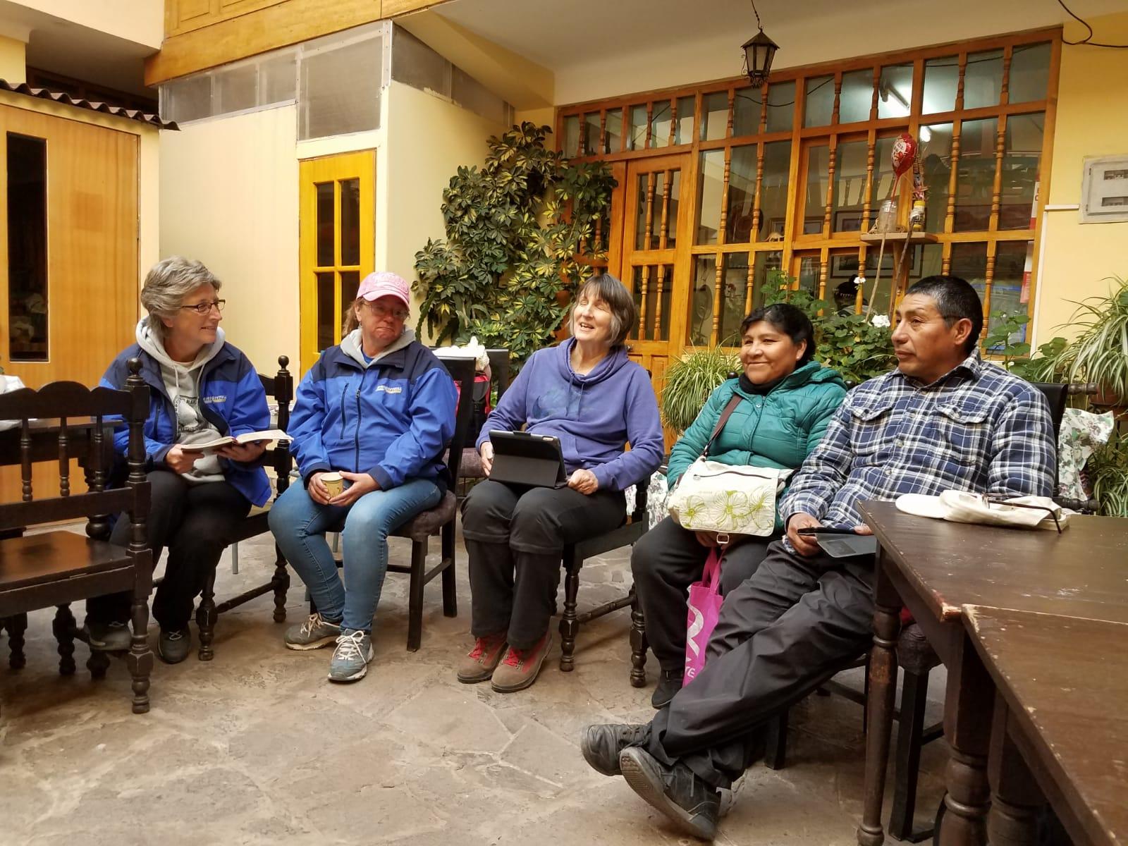 Devotions with Pastor Roberto & Valeria
