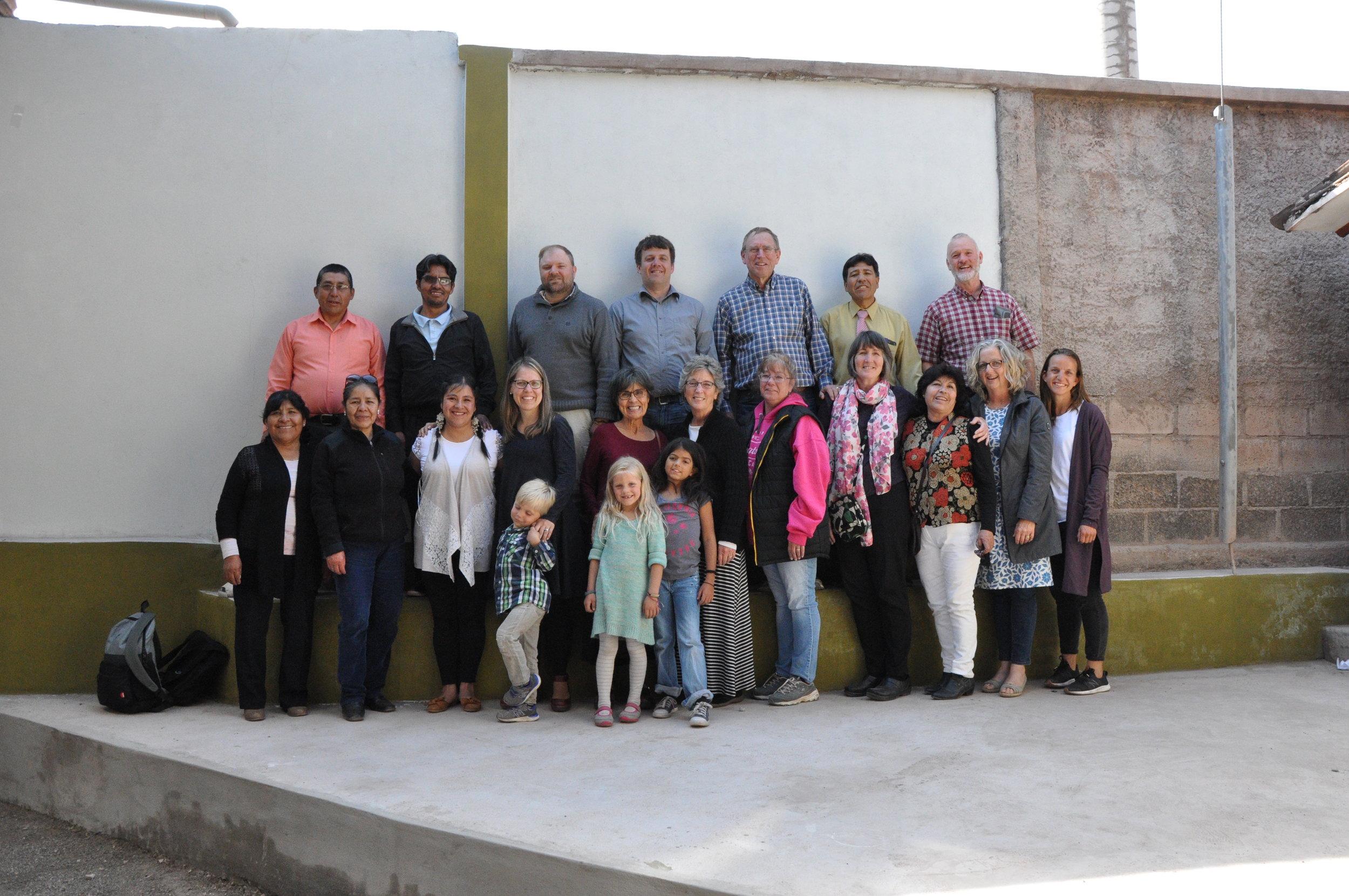 Global faith family