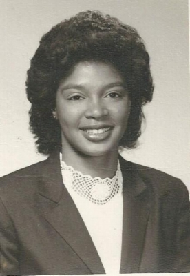 Dean Phyliss Craig-Taylor after graduation from the University of Alabama in 1980. (Photo: NPR local affiliate WUNC. Courtesy Dean Phyliss Craig-Taylor)