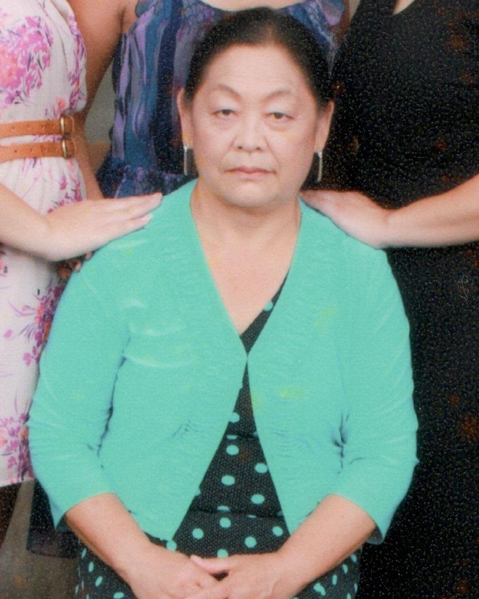 Chua's mother.
