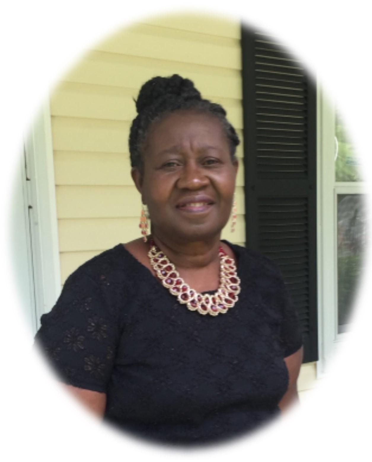 Pearl Nsiah-Kumi - Christian Author, Beautiful Feet CEO