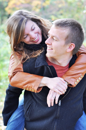 Dustin and Callie Engagement Shoot.