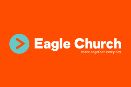 2016 Eagle Church branding.