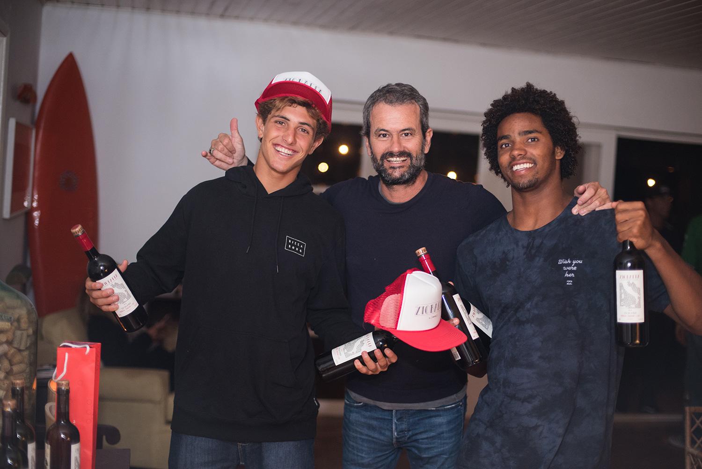 The Guys and Massimo