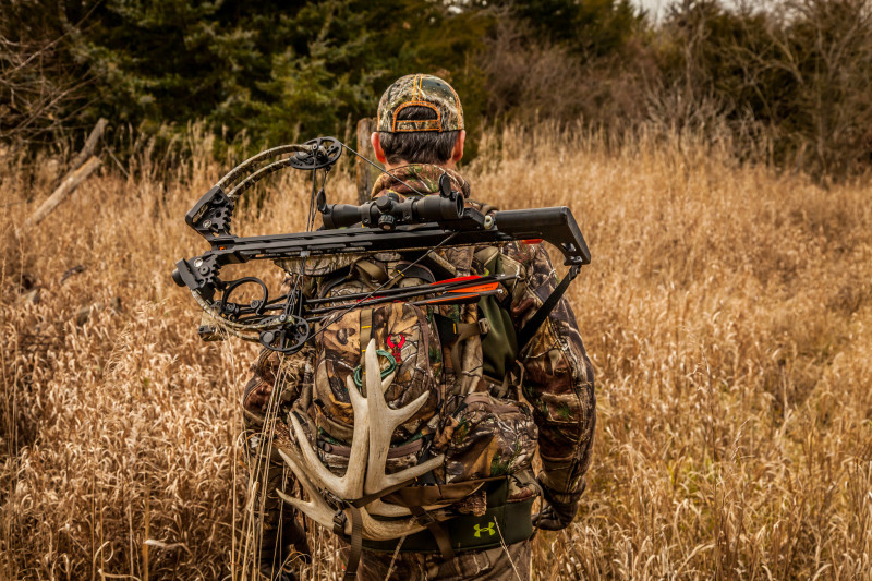 """THE INS AND OUTS OF CHOOSING YOUR FIRST CROSSBOW   Crossbows are sort of an enigma. Despite the fact that they launch a very short arrow they still aren't considered a bow. And, just because they are held and fired like a gun doesn't exactly mean they are considered a firearm. And therein lies the debate. Hunters have voiced their opinions on which """"category"""" this weapon should fall under for years. Still, whatever camp you agree with one thing is for certain—crossbows increase hunter participation."""