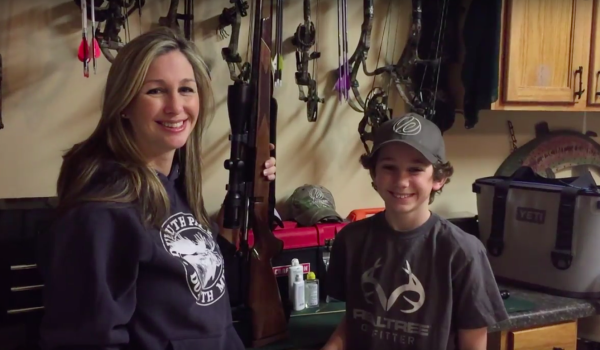 JUST FOR KIDS - CLEANING YOUR FIREARM FOR STOREAGE   After hunting season, it is important to clean your firearm before putting it away for the following hunting season. For new hunters, cleaning your gun can be intimidating and result in many questions…Do I clean breach to muzzle or muzzle to breach? How many patches do I use and how often should I change them? How do I apply solvent and how much is too much?
