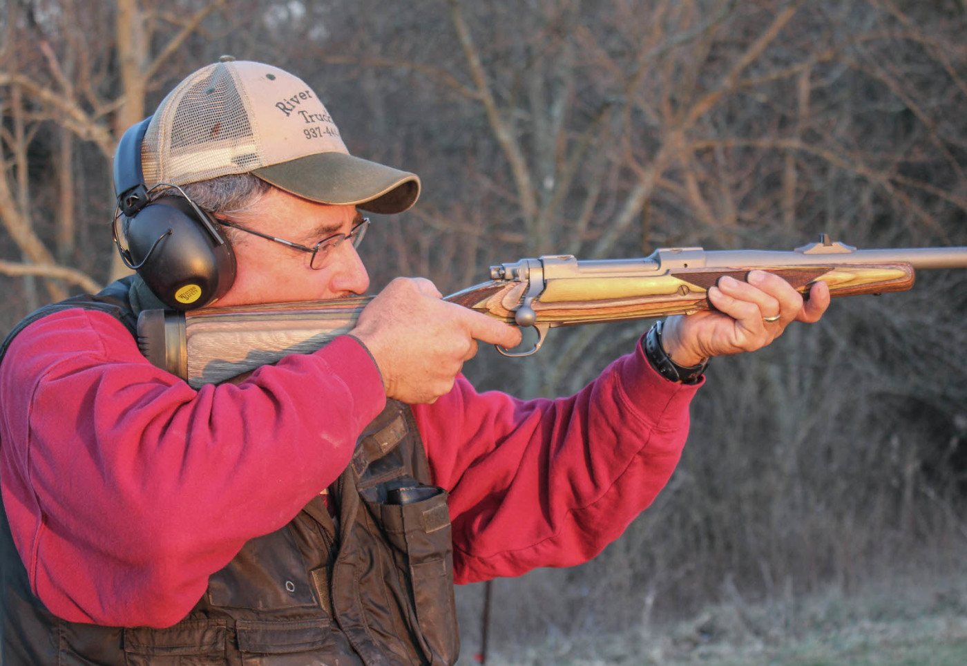 HOW TO STAY ON TARGET WITH PROPER GUN FIT   There are a lot of choices that must be made when purchasing a new rifle or shotgun. Gauge or caliber is an important consideration, and action type is another critical choice. But very few hunters ever spend time finding a gun that fits them, and that might be a mistake.Improper gun fit can lead to a host of problems.