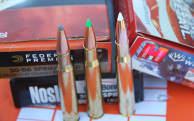 "GHOW TO CHOOSE THE BEST BULLETS FOR NORTH AMERICAN GAME HUNTING   There's a great deal of debate regarding which caliber is best for hunting various species of game. Some hunters feel that powerful, high-velocity magnum cartridges like the 7mm Remington magnum and the various Weatherby cartridges are perfect for big game because they shoot flat and produce a great deal of energy. Others prefer ""standard"" cartridges like the .30-06, which has been a successful hunting cartridge for years and doesn't produce the recoil or muzzle blast associated with hotter magnum cartridges."