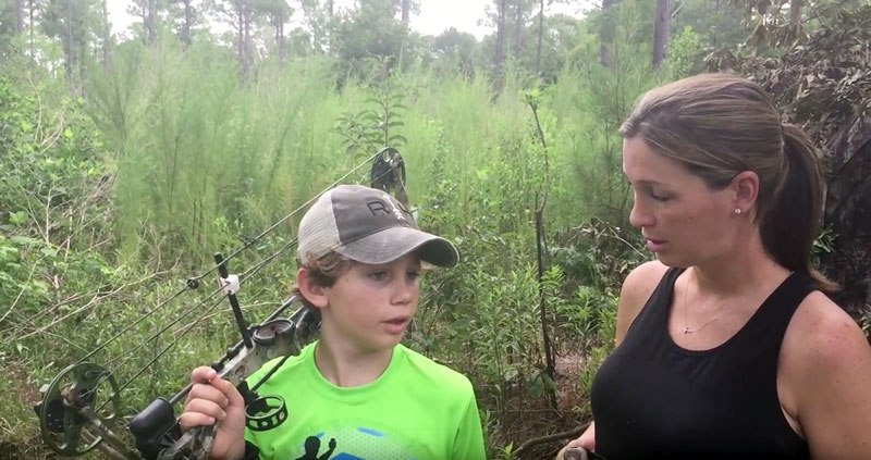 JUST FOR KIDS: ARCHERY ADVICE    With fall archery season upon us, many young hunters will be venturing into the field with a bow for the very first time. So how can young hunters be successful with a bow? What are the basics of archery for kids?