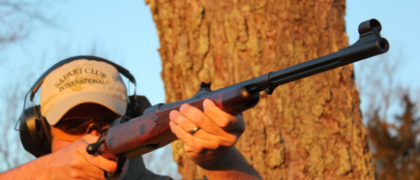 GET THE KICK OUT: LEARNING TO TAME RECOIL IN YOUR HUNTING FIREARM    If you're going to hunt, you will need to learn to manage recoil. Sir Isaac Newton's Third Law of Motion states that for every action there is an equal and opposite reaction, which means every time you pull the trigger the gun will push back. Learning to control recoil is key to making a successful shot in the field, and here's how you can beat the kick: