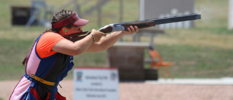 SYD VICIOUS ON THE SKEET    Sydney Carson couldn't have asked for a better first trip overseas.  As a member of the USA Shooting Team that competed in the International Shooting Sports Federation (ISSF) Junior World Cup in Suhl, Germany last summer, Carson not only left her first international match with a gold medal in Skeet, but the confidence required for her next major competition—the ISSF World Championship in Granada, Spain.