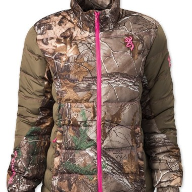 Parkas like the Hell's Belle's jacket from Browning are perfect as an outer layer—they keep the cold at bay and trap body heat inside.