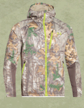 UA ColdGear Infrared Scent Control Barrier Jacket