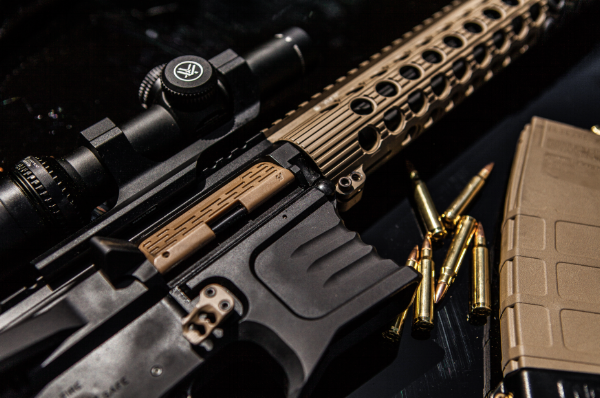 MAKE YOUR FIRST SCOPE THE RIGHT SCOPE   You've just bought your first rifle. Or, perhaps you've been handed down a family treasure. Now, it's time to set your sights on becoming the best shooter or hunter you can be. It starts with putting a quality riflescope on top of your gun.
