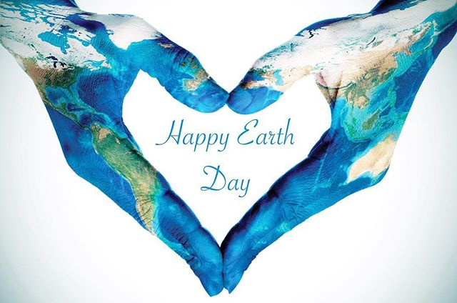 Happy Earth Day!  Here is a harsh reality, our planet is in bad shape, and it up to us to fix that. This Earth Day I encourage you to commit to daily acts of kindness towards Mother Earth, she's all we got 💚🌎💙