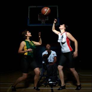 Ade Adepitan, The Art of Sport.