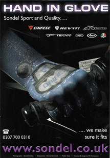 Sondel Sport body paint