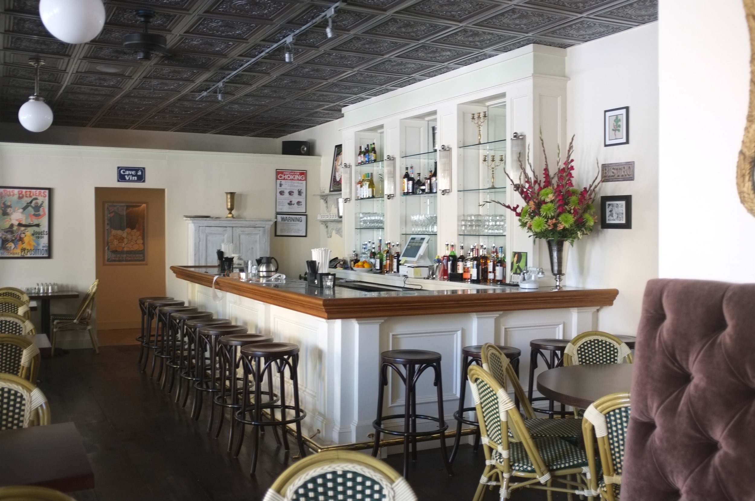 Retail, Restaurant Furniture,  and Bars