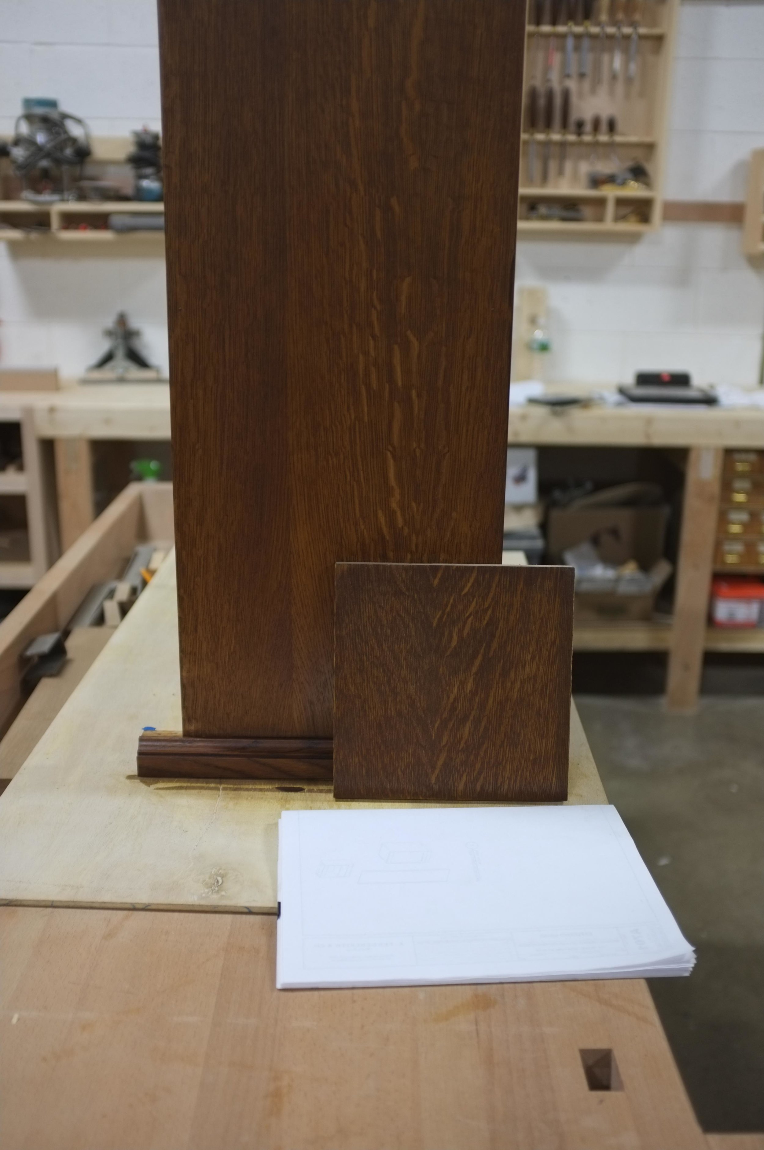 Fine Finishes in Wood and Metal