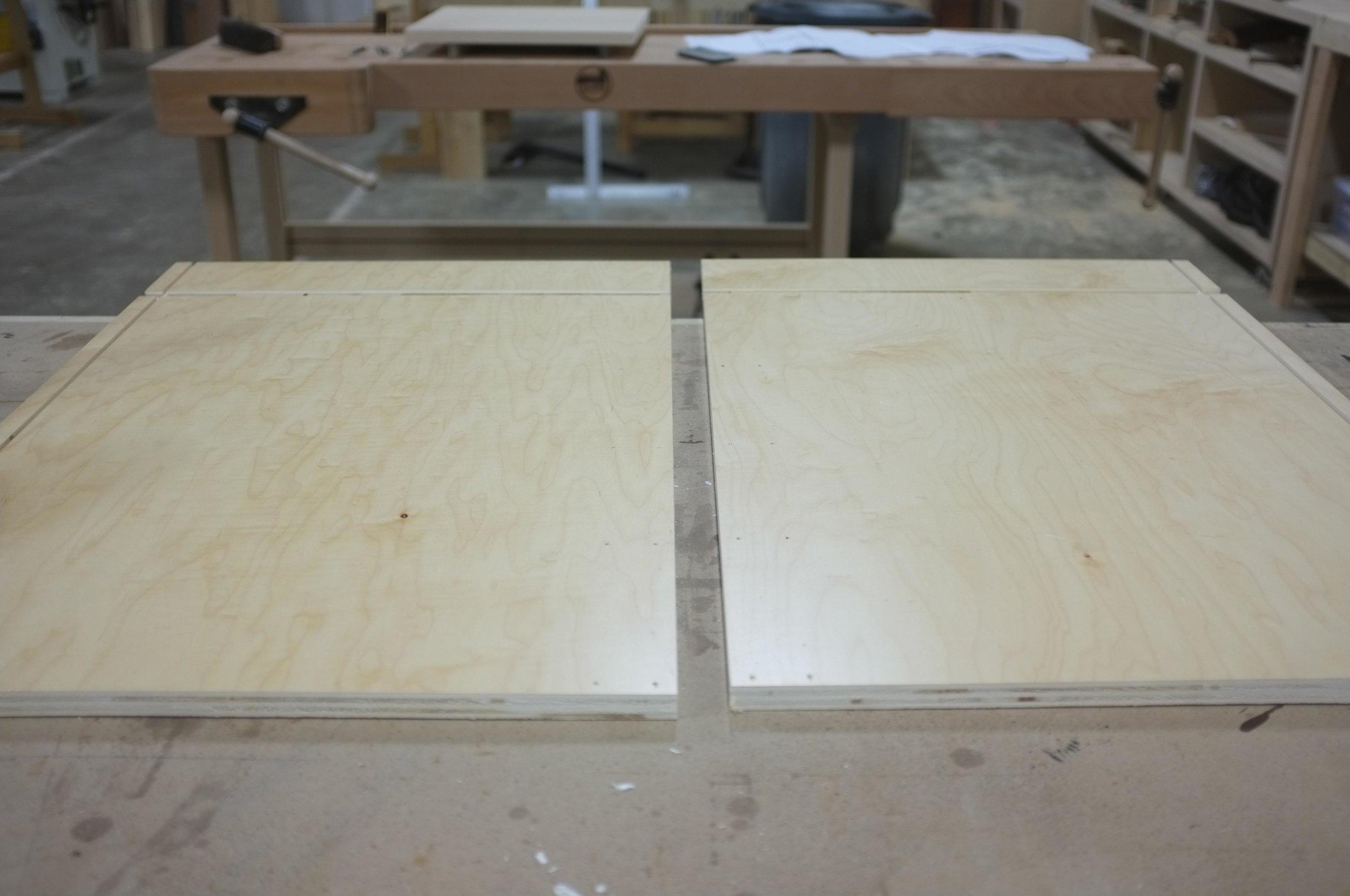 Sheetgood Fabrication and Assembly