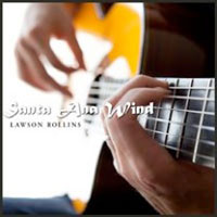 """Santa Ana Wind"" - single"