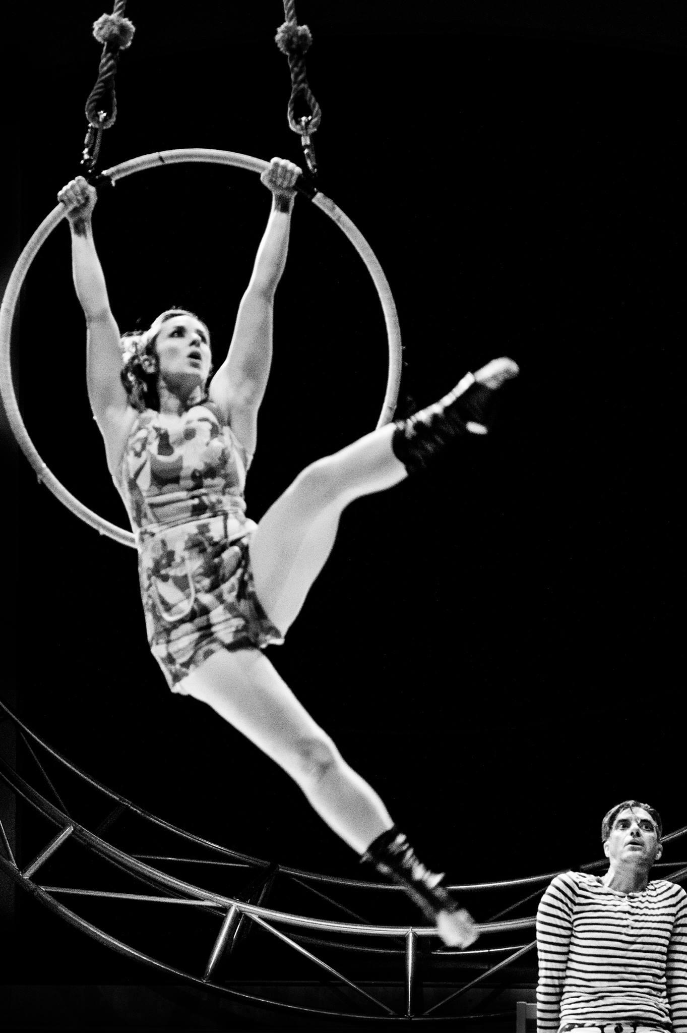 Mary Bijou's  The End Of Cabaret . Photo by Craig Kirkwood.