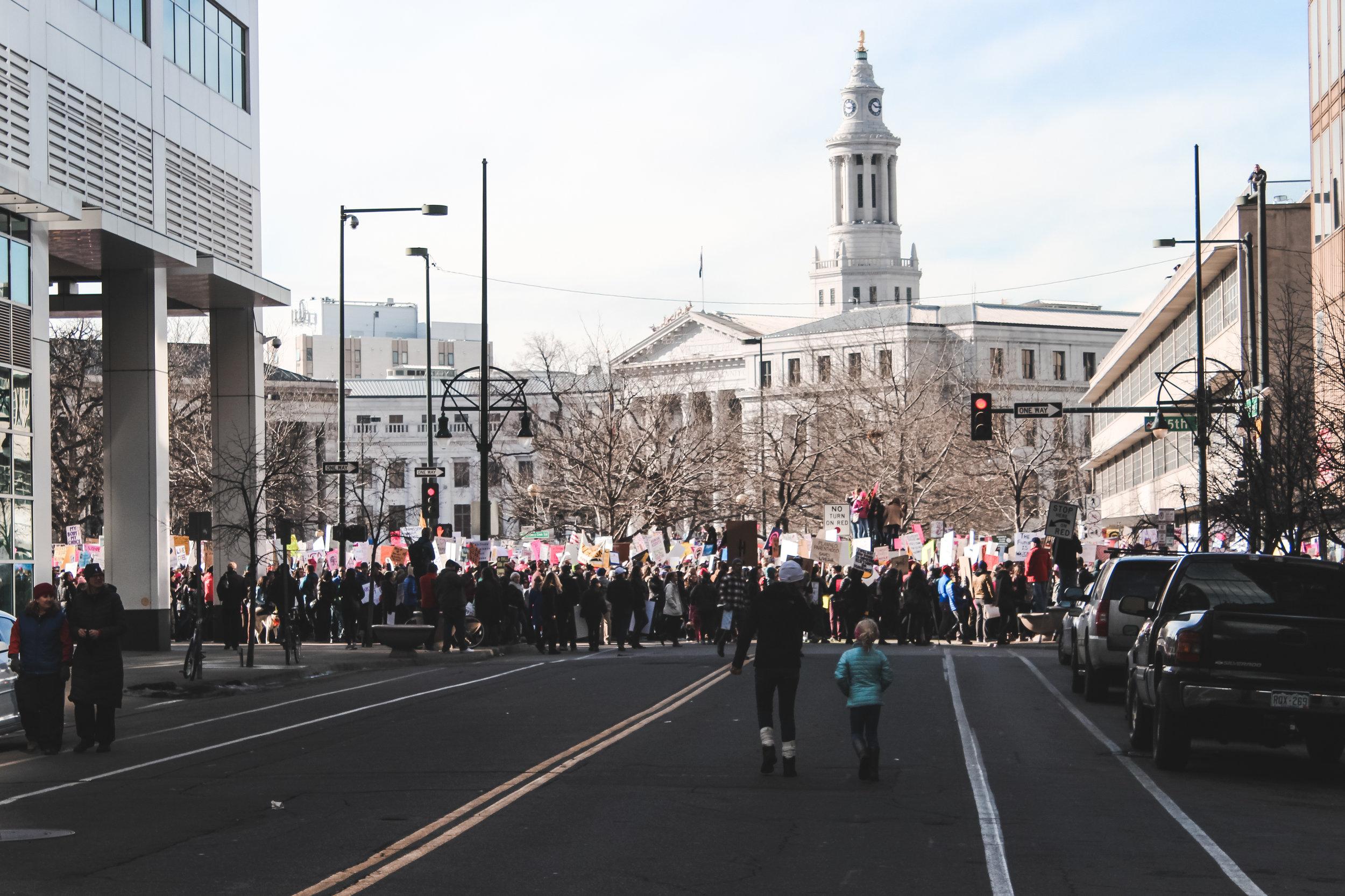 Women's March - Denver, COJanuary 20, 2017