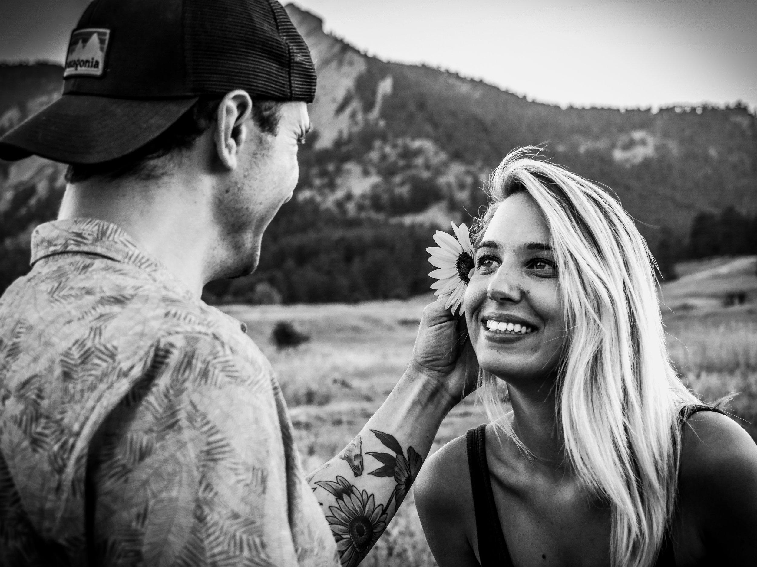 Lindsay & Matt - Boulder, COAugust 2018