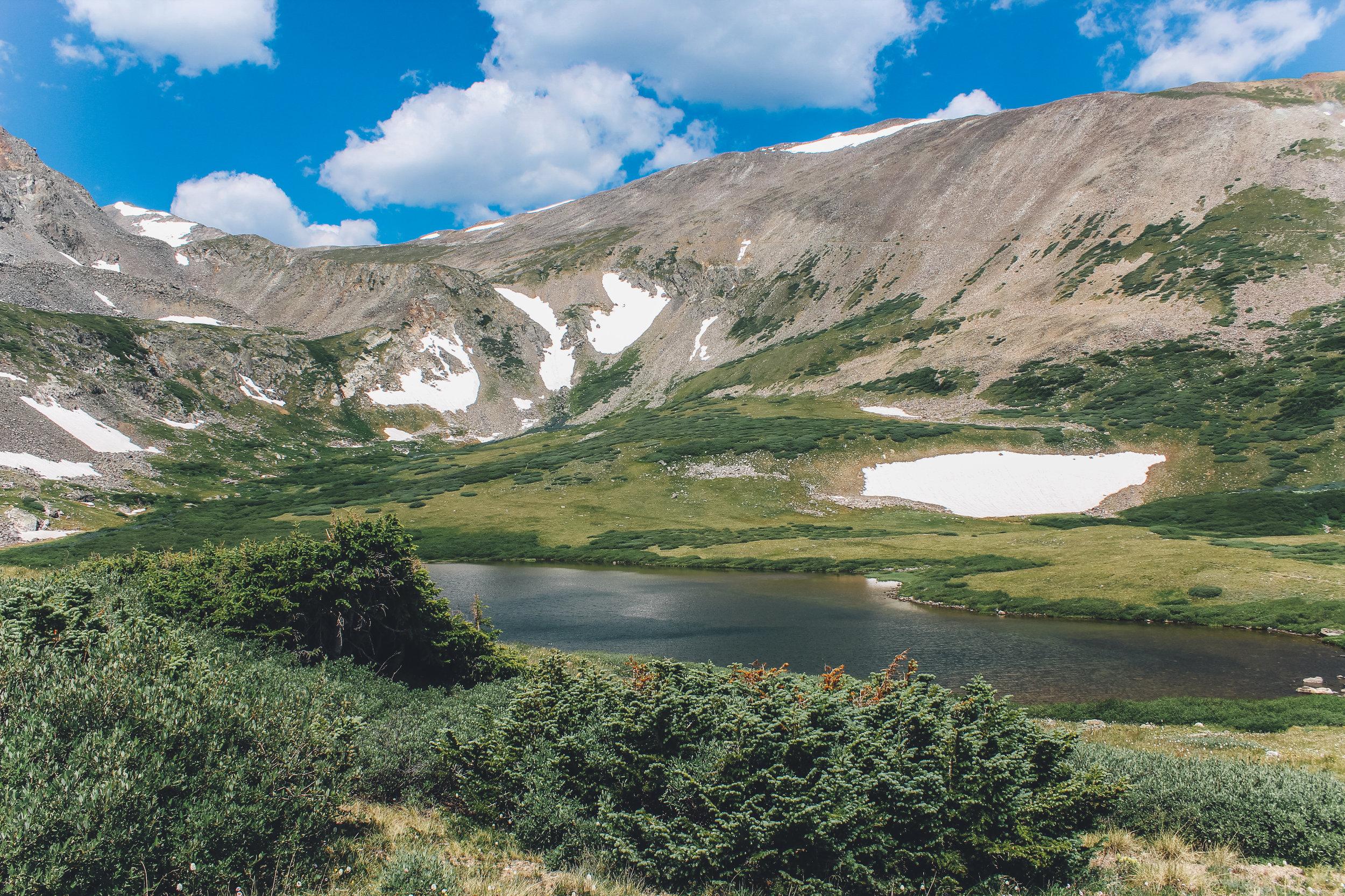 Mohawk Lake Trail - Breckenridge, COJuly 2016