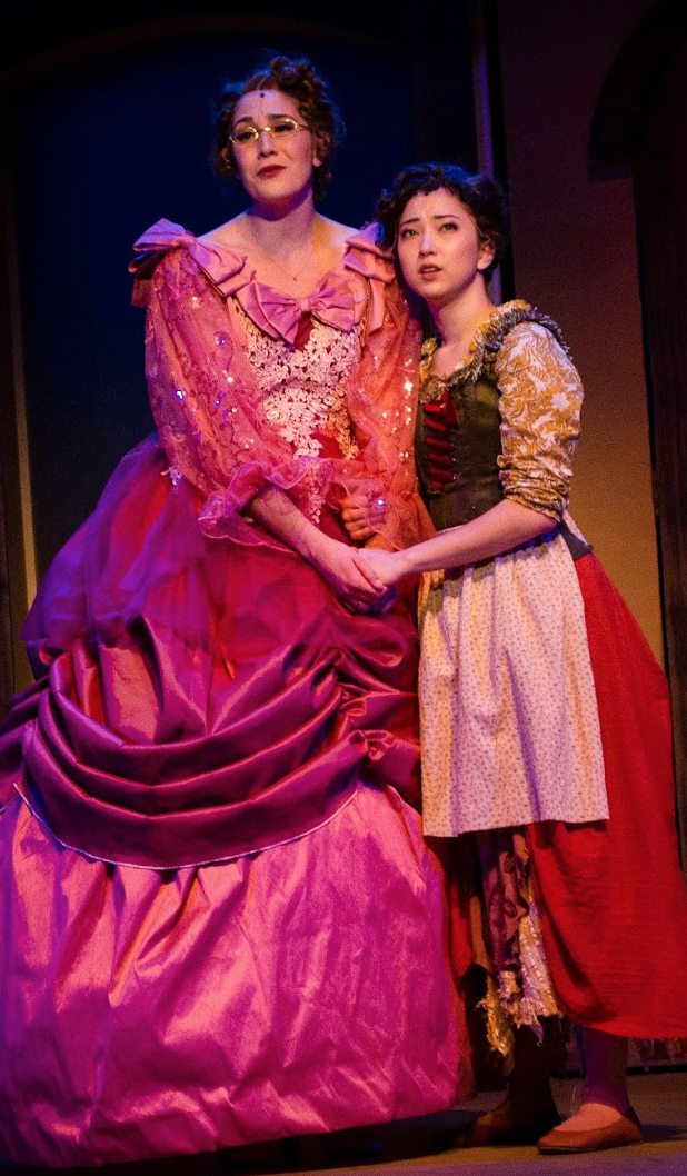 Gabrielle in Arrowrock Lyceum's production of  Cinderella