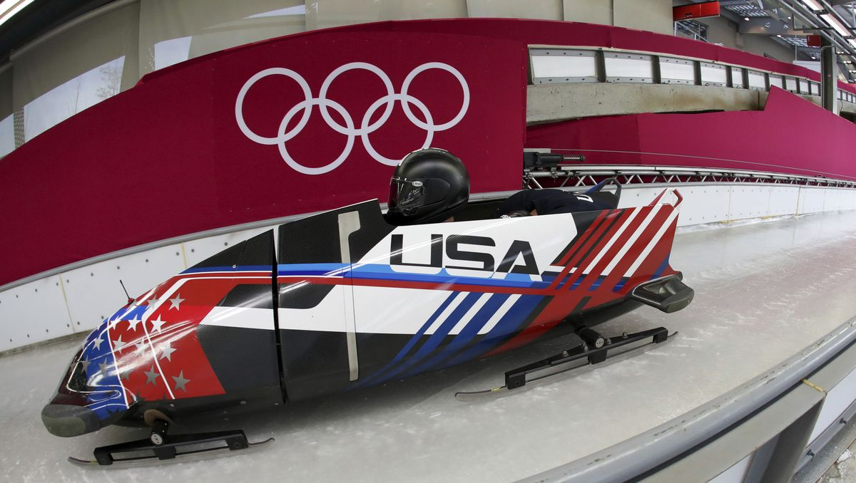 Photo Cred: USA Today (Bobsledding)
