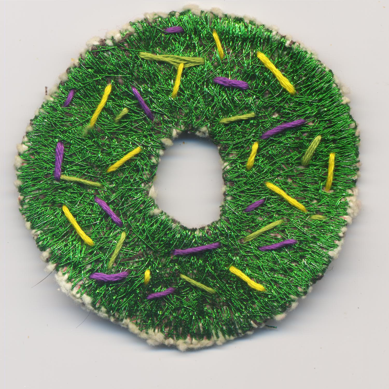 Donut Patch - Metallic Green.jpg