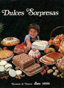 No, I am not that kid. But this is the book I started baking from as a kid. And the one I used to burn several baking sheets with.