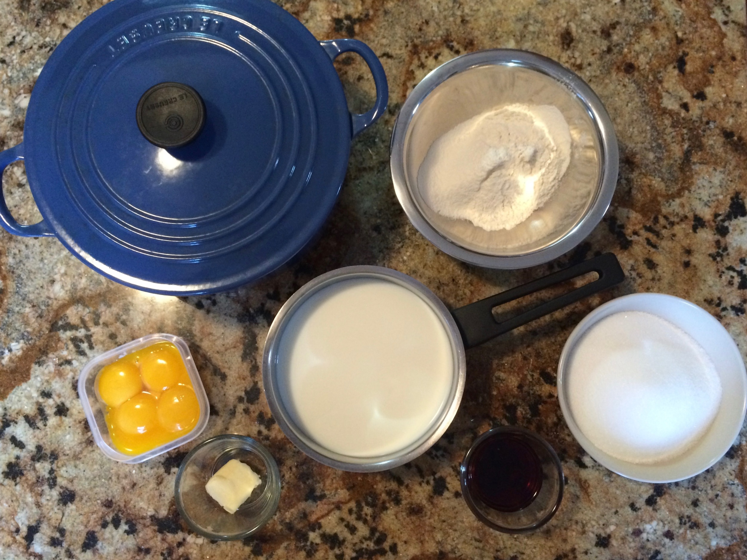 MEP Pastry Cream