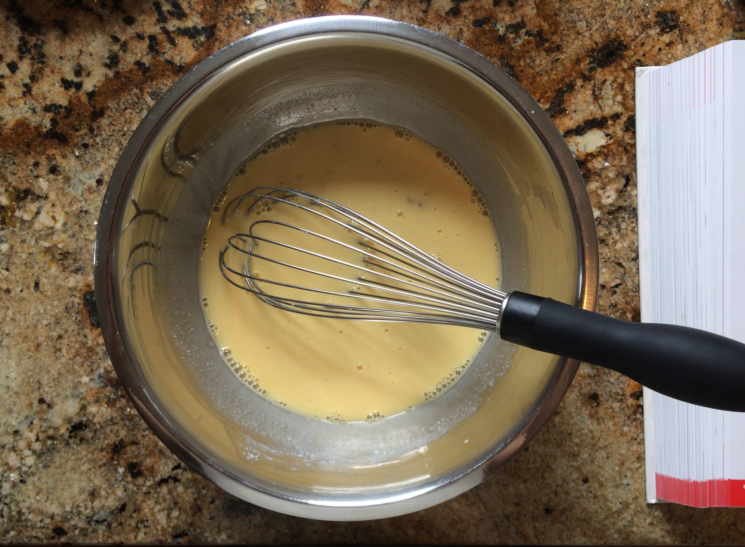 Buttermilk mixture