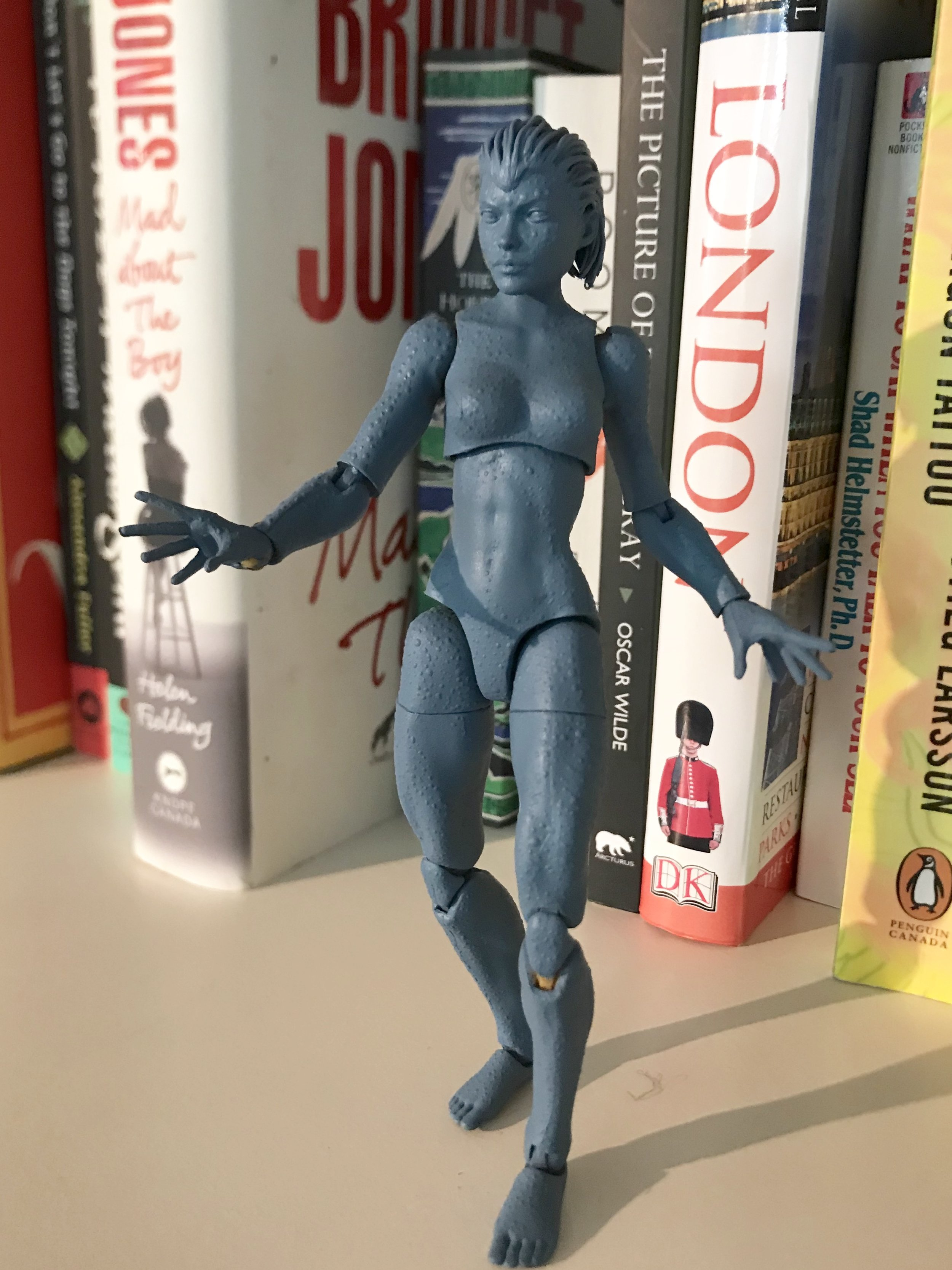 mystique (movie) wip 02.JPG
